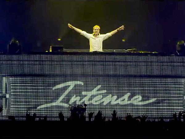 Armin van Buuren 'Intense'