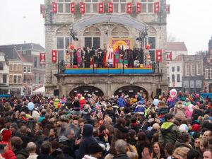 Landelijke Intocht Sinterklaas 2014