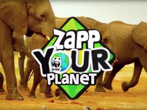 Promo Zapp Your Planet 2016